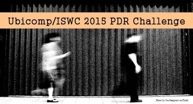 Ubicomp/ISWC PDR Challenge 2015